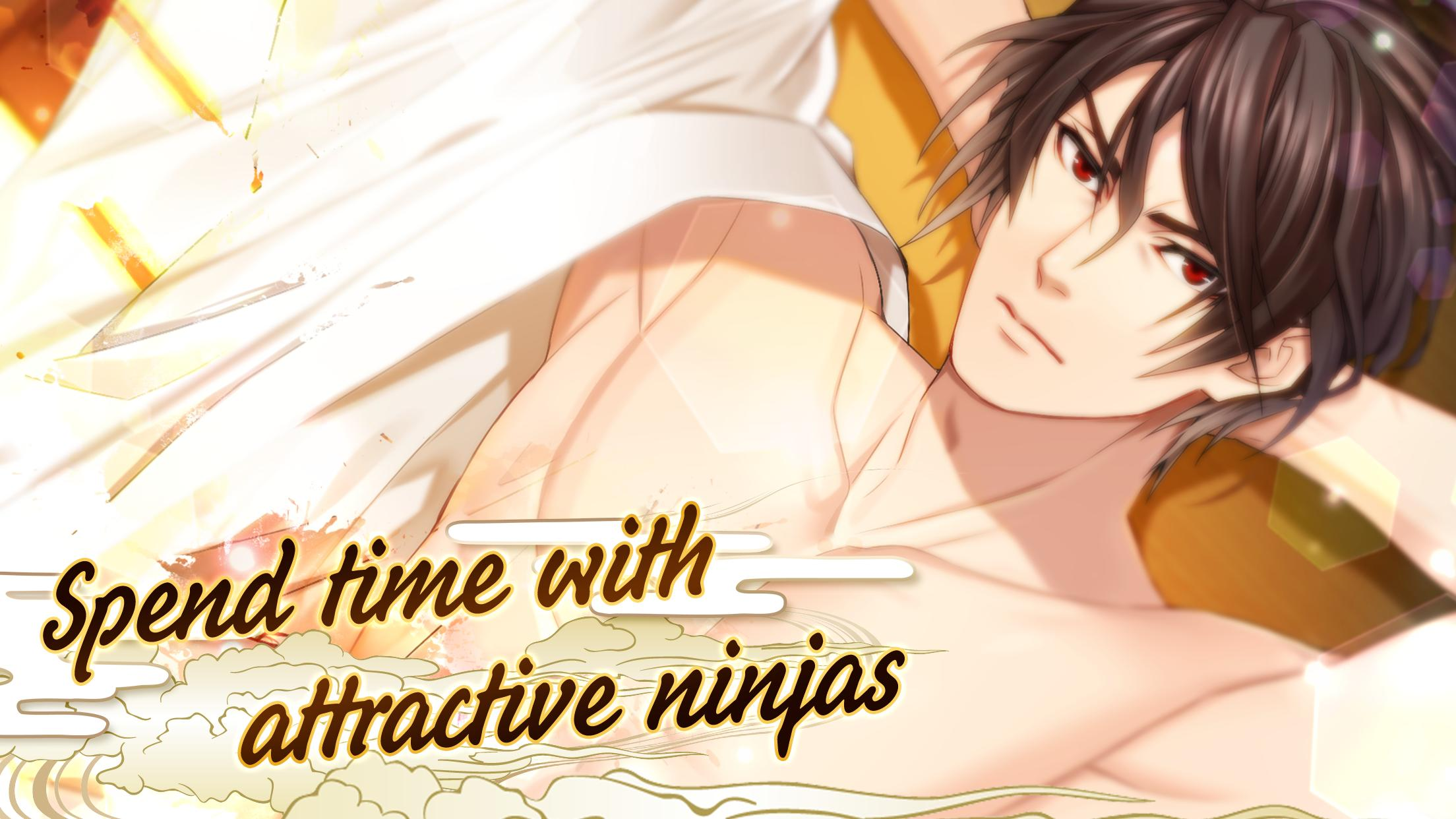 Ninja Shadow Shall we date? Otome Sim for Girls 1.6.7 Screenshot 2
