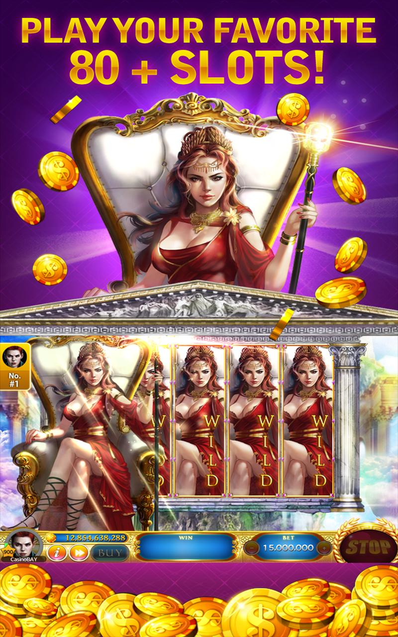 Cash Bay Casino - Bingo,Slots,Poker 21.60 Screenshot 1