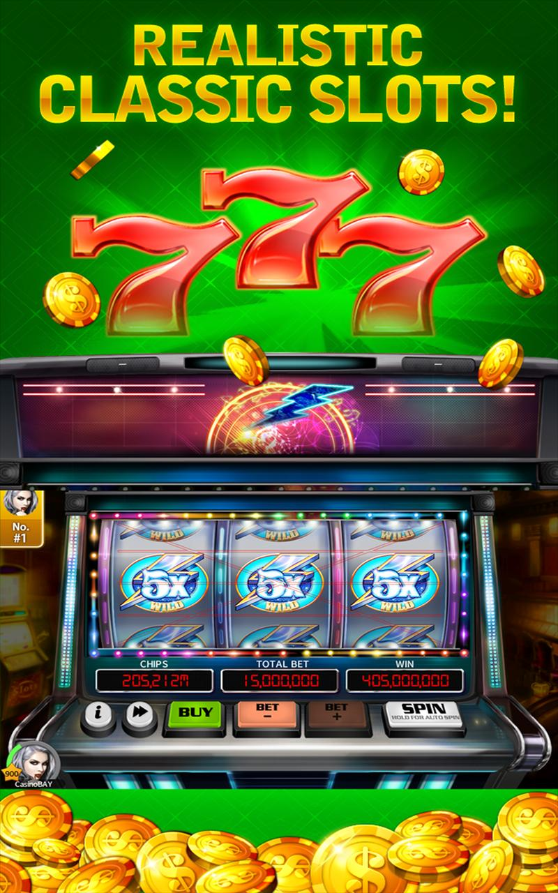 Cash Bay Casino - Bingo,Slots,Poker 21.60 Screenshot 3