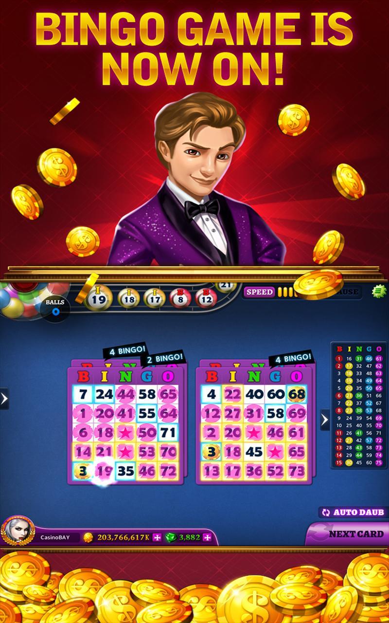 Cash Bay Casino - Bingo,Slots,Poker 21.60 Screenshot 6