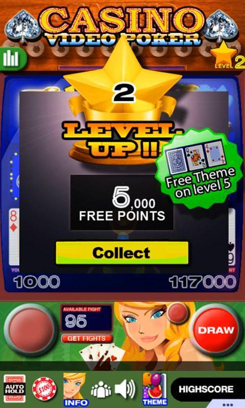 Casino Video Poker 15.0 Screenshot 6