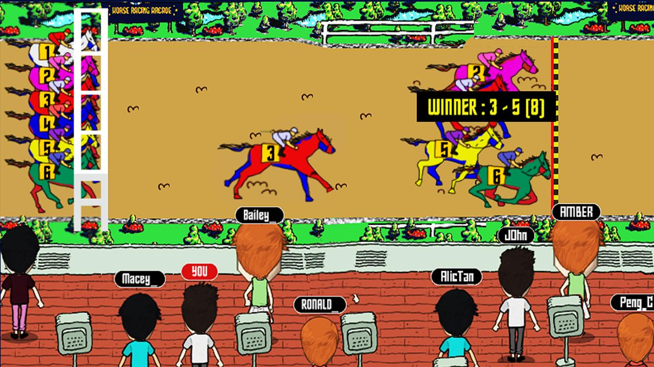 Horse Racing 3.1 Screenshot 1