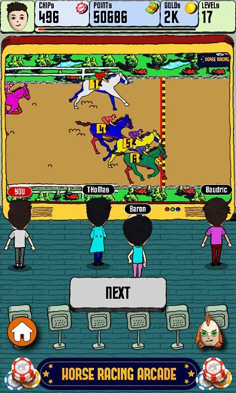Horse Racing 3.1 Screenshot 3