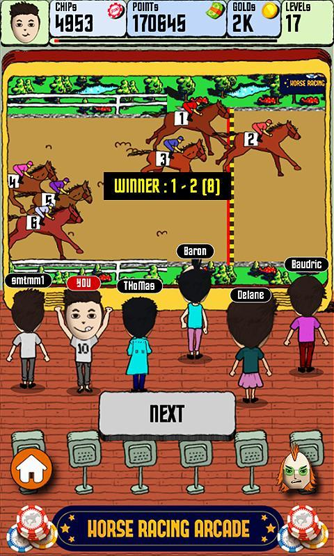 Horse Racing 3.1 Screenshot 5