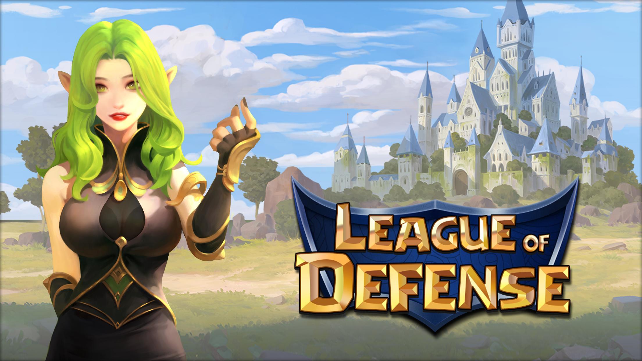 League of Defense screenshot