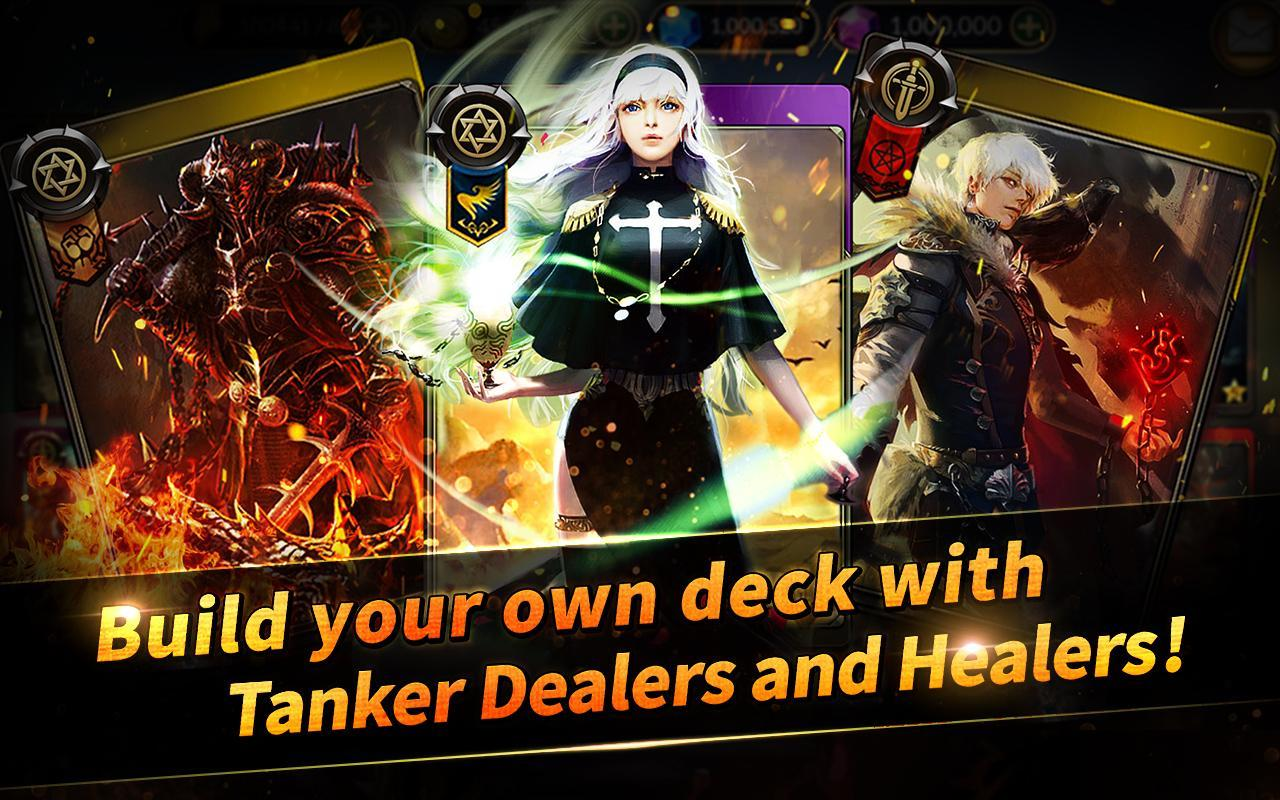MonsterCry Eternal - Card Battle RPG 1.1.2.1 Screenshot 2