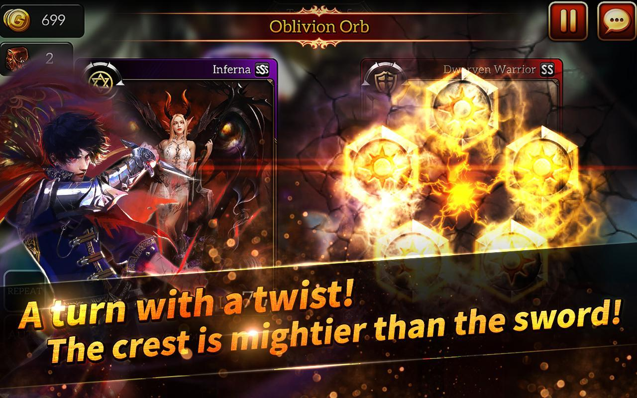 MonsterCry Eternal - Card Battle RPG 1.1.2.1 Screenshot 3