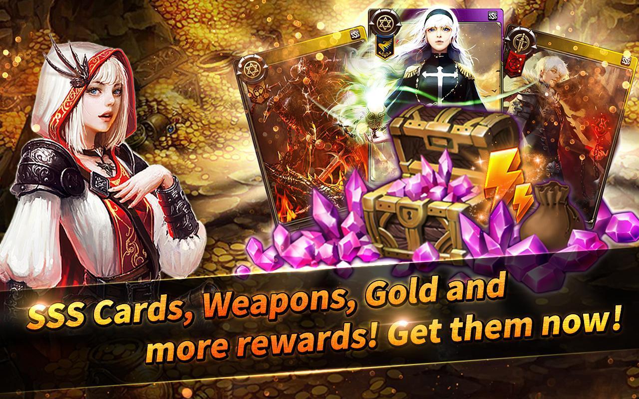 MonsterCry Eternal - Card Battle RPG 1.1.2.1 Screenshot 4