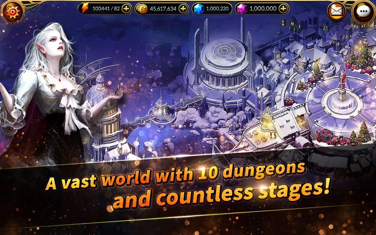 MonsterCry Eternal - Card Battle RPG 1.1.2.1 Screenshot 5