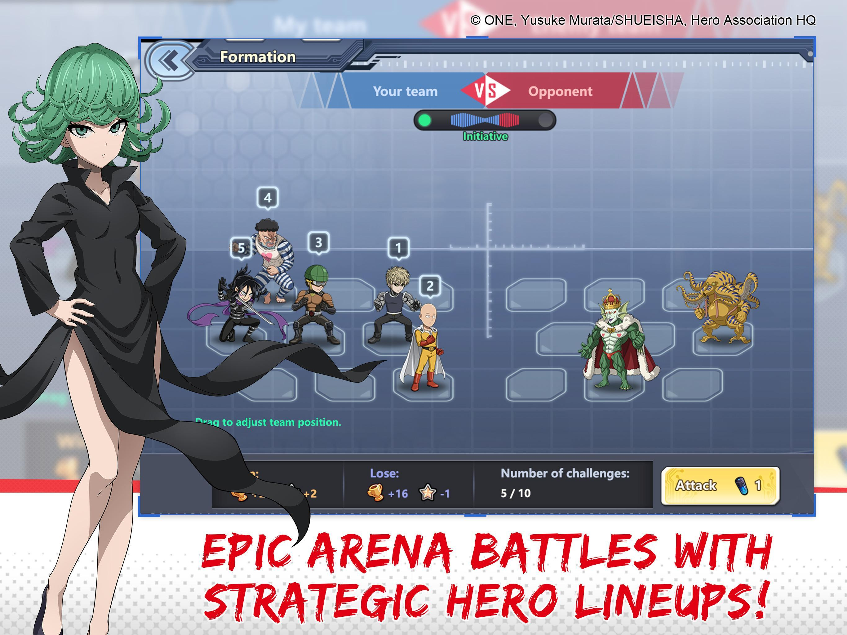 One-Punch Man: Road to Hero 1.8.0 Screenshot 13