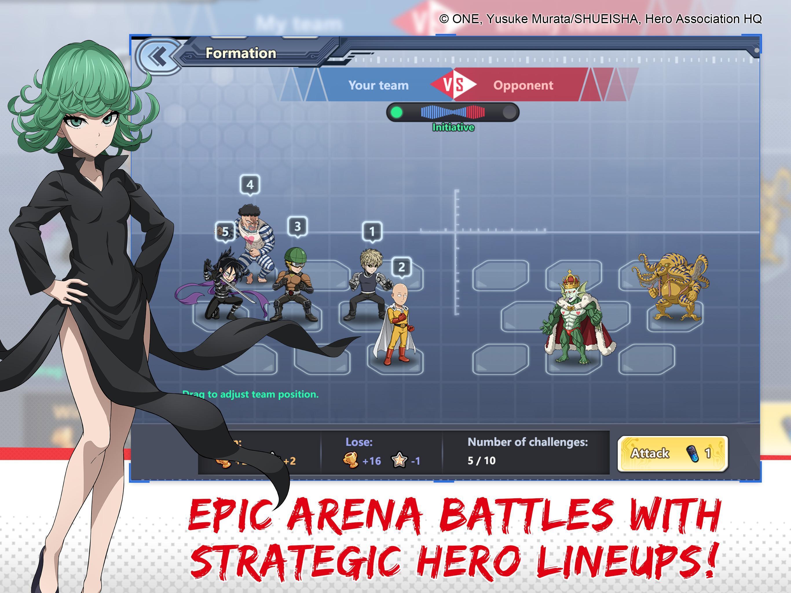 One-Punch Man: Road to Hero 1.8.0 Screenshot 5