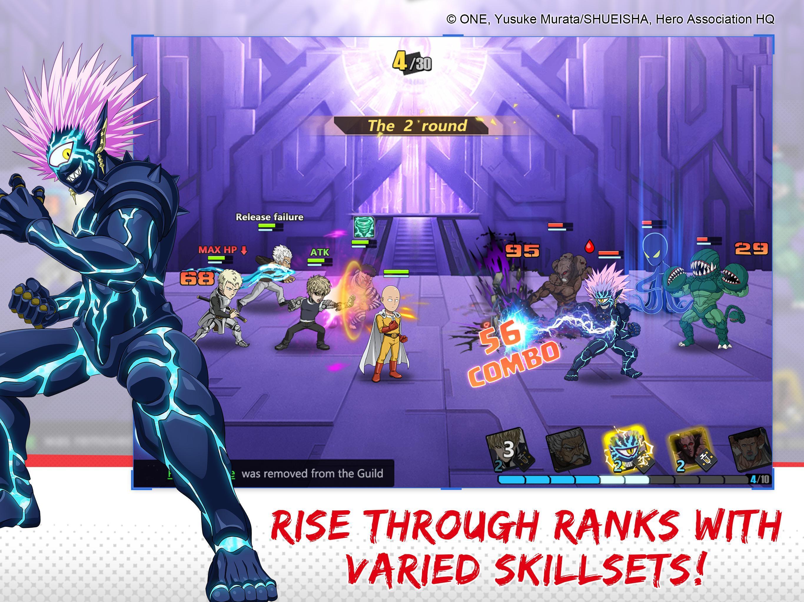 One-Punch Man: Road to Hero 1.8.0 Screenshot 6