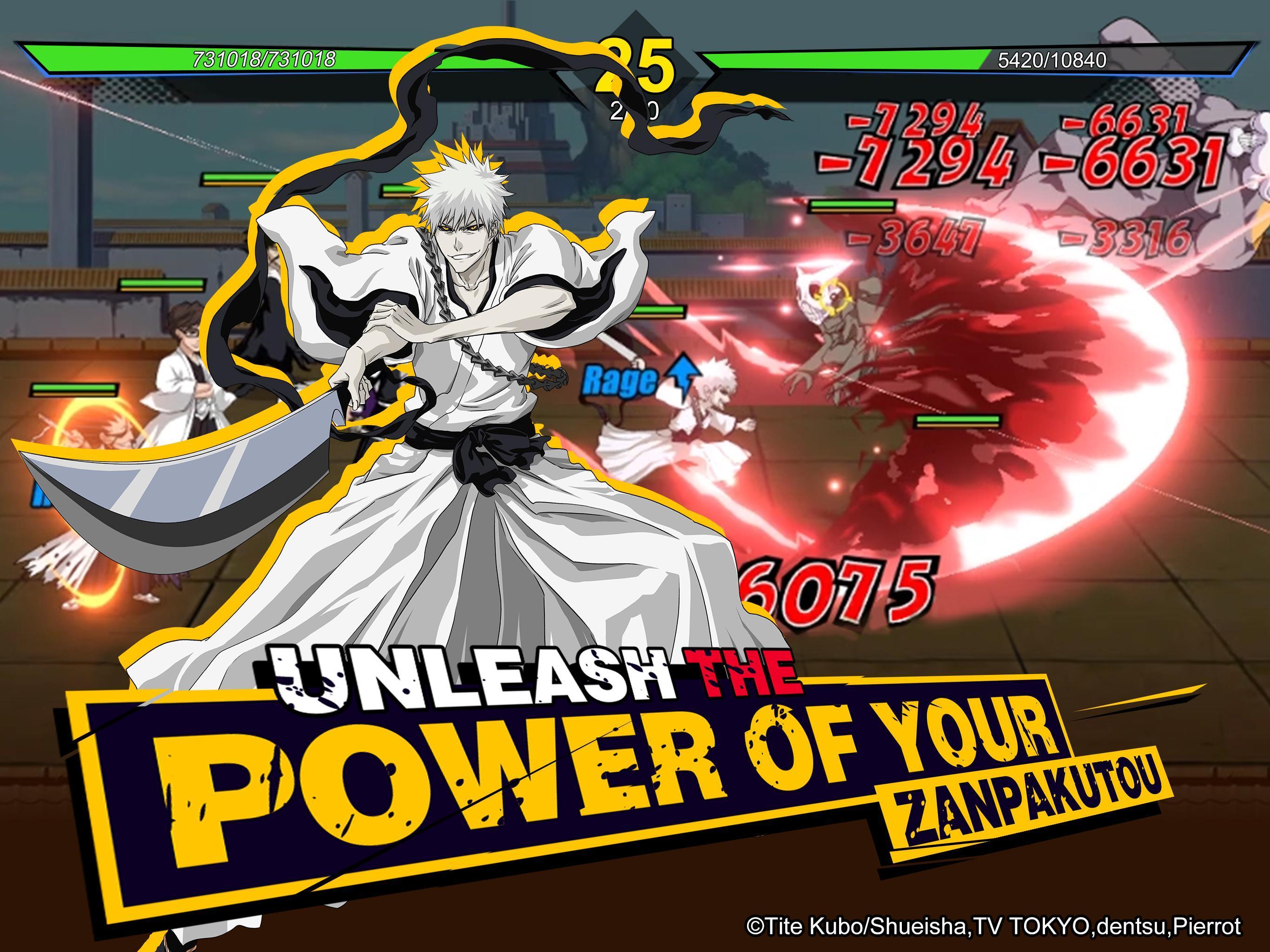 Bleach: Immortal Soul 1.2.27 Screenshot 4