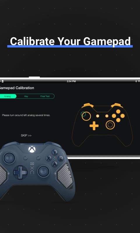 Octopus Gamepad, Mouse, Keyboard Keymapper 5.5.4 Screenshot 20