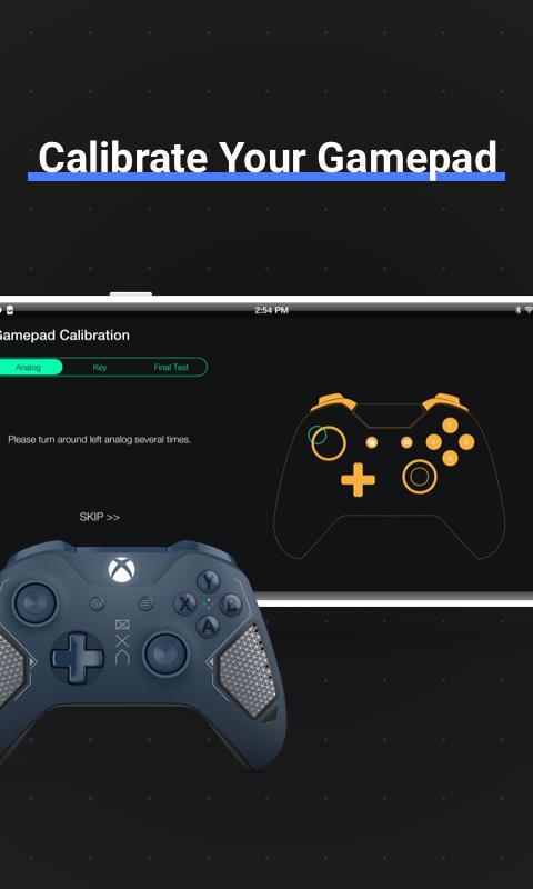Octopus Gamepad, Mouse, Keyboard Keymapper 5.5.4 Screenshot 8