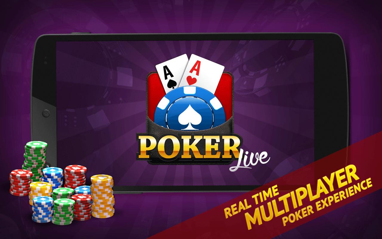 Poker Live! 3D Texas Hold'em 1.9.0 Screenshot 9
