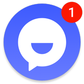 TamTam Messenger - free chats & video calls app icon