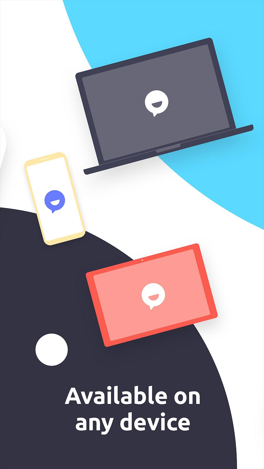 TamTam Messenger - free chats & video calls 2.9.1 Screenshot 6