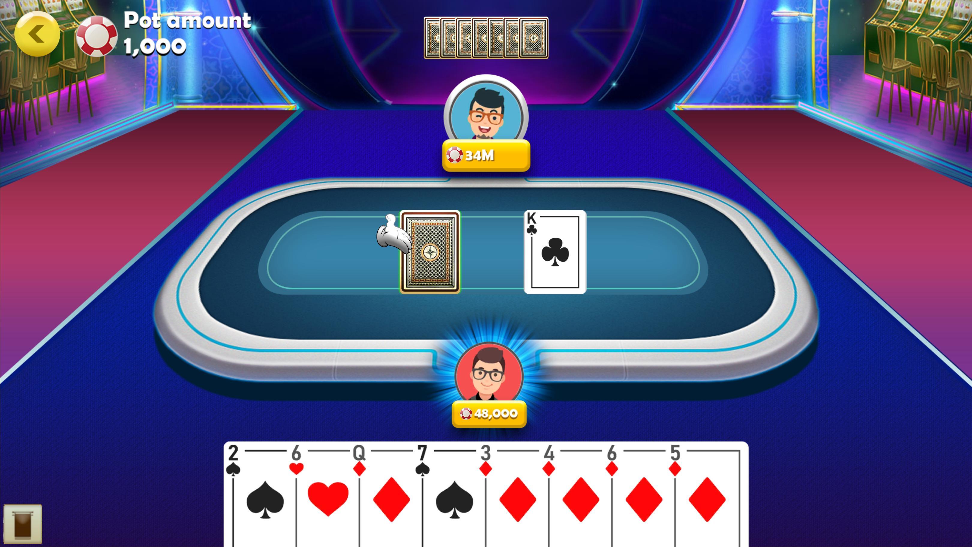 Crazy Eights 1.1 Screenshot 1