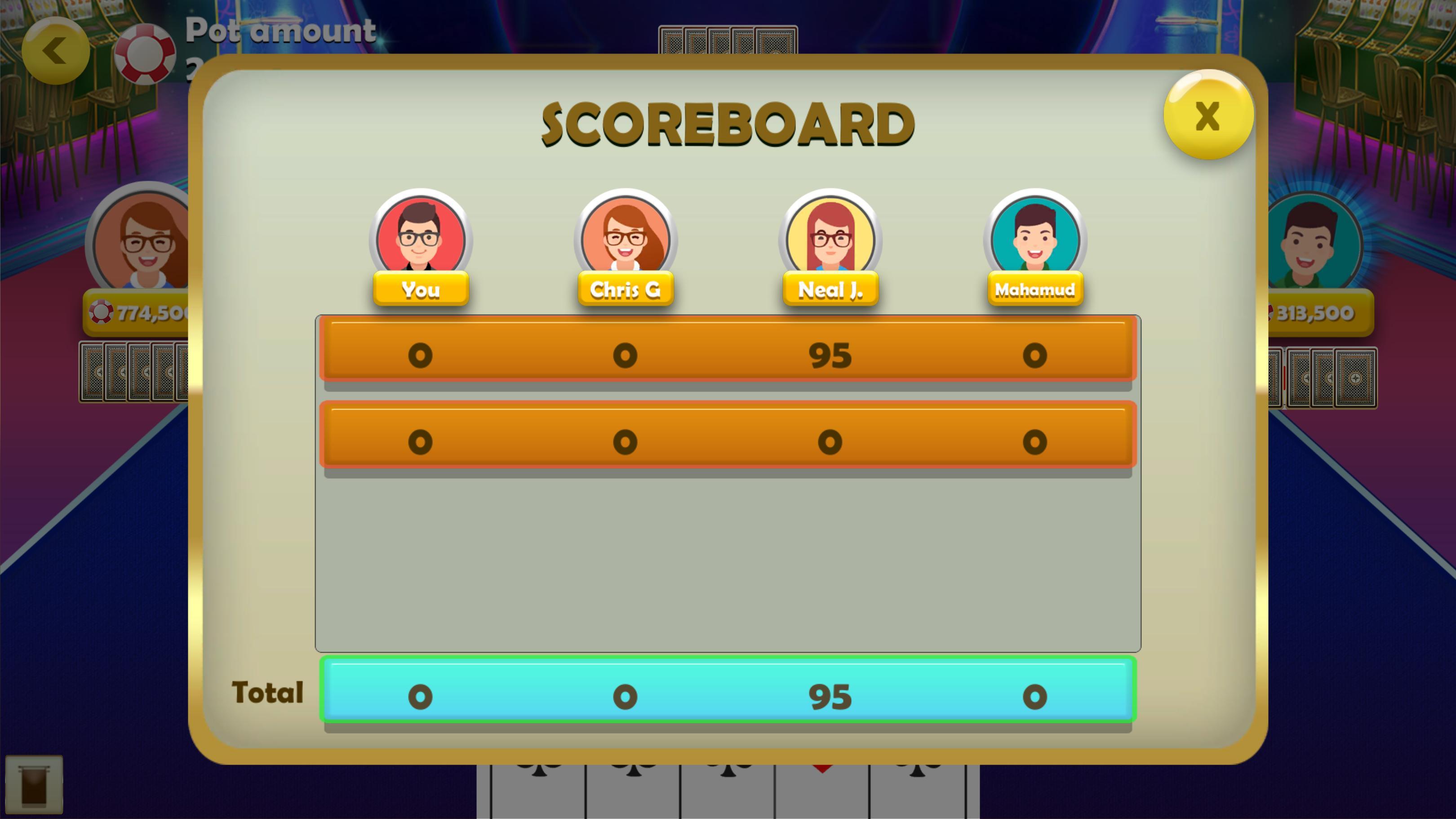 Crazy Eights 1.1 Screenshot 4