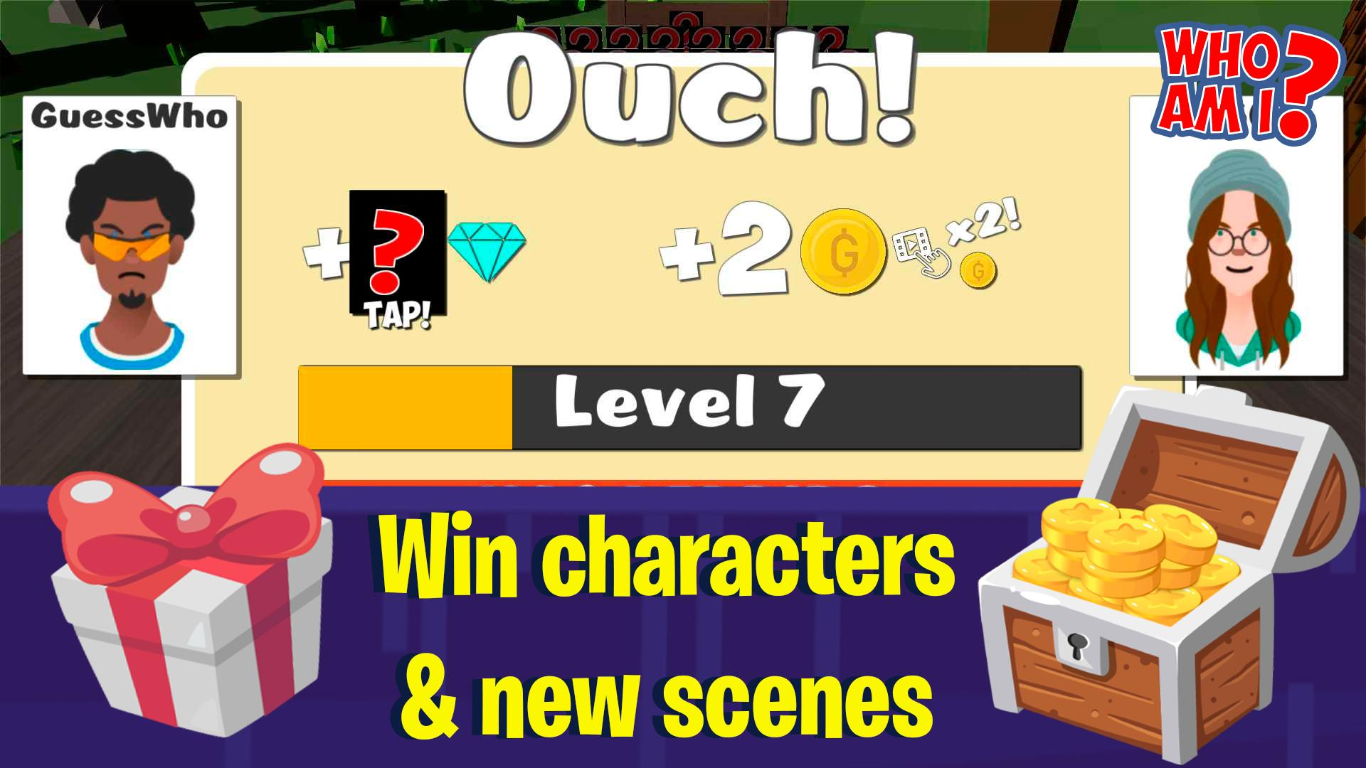 Guess who am I – Who is my character? Board Games 5.0 Screenshot 8