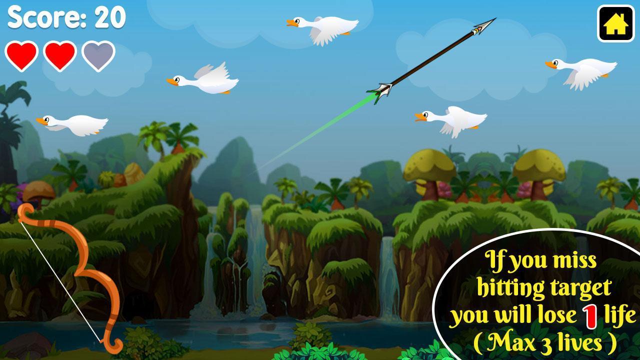 Duck Hunting 2.7 Screenshot 2