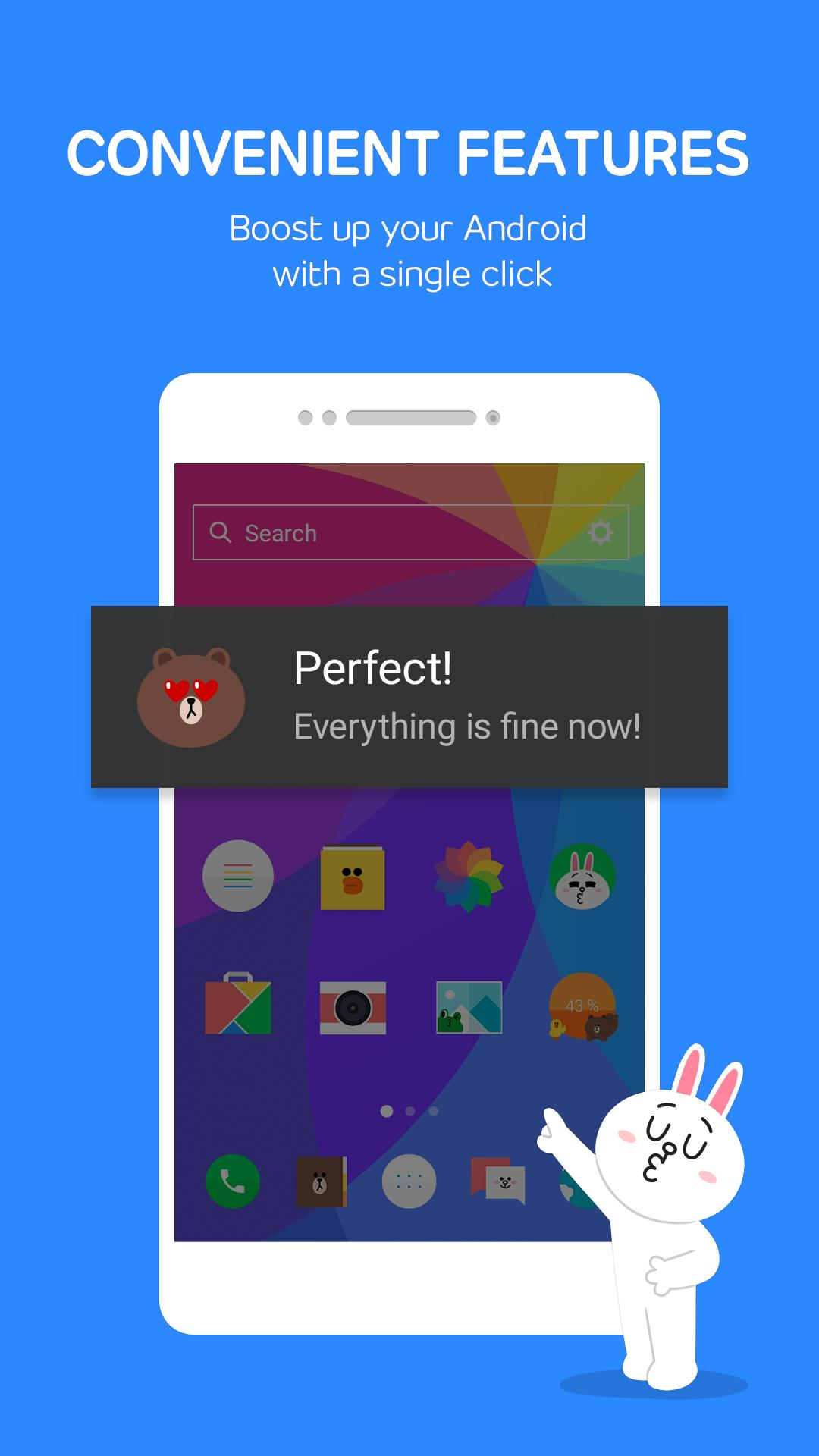 LINE Launcher 2.4.36 Screenshot 5
