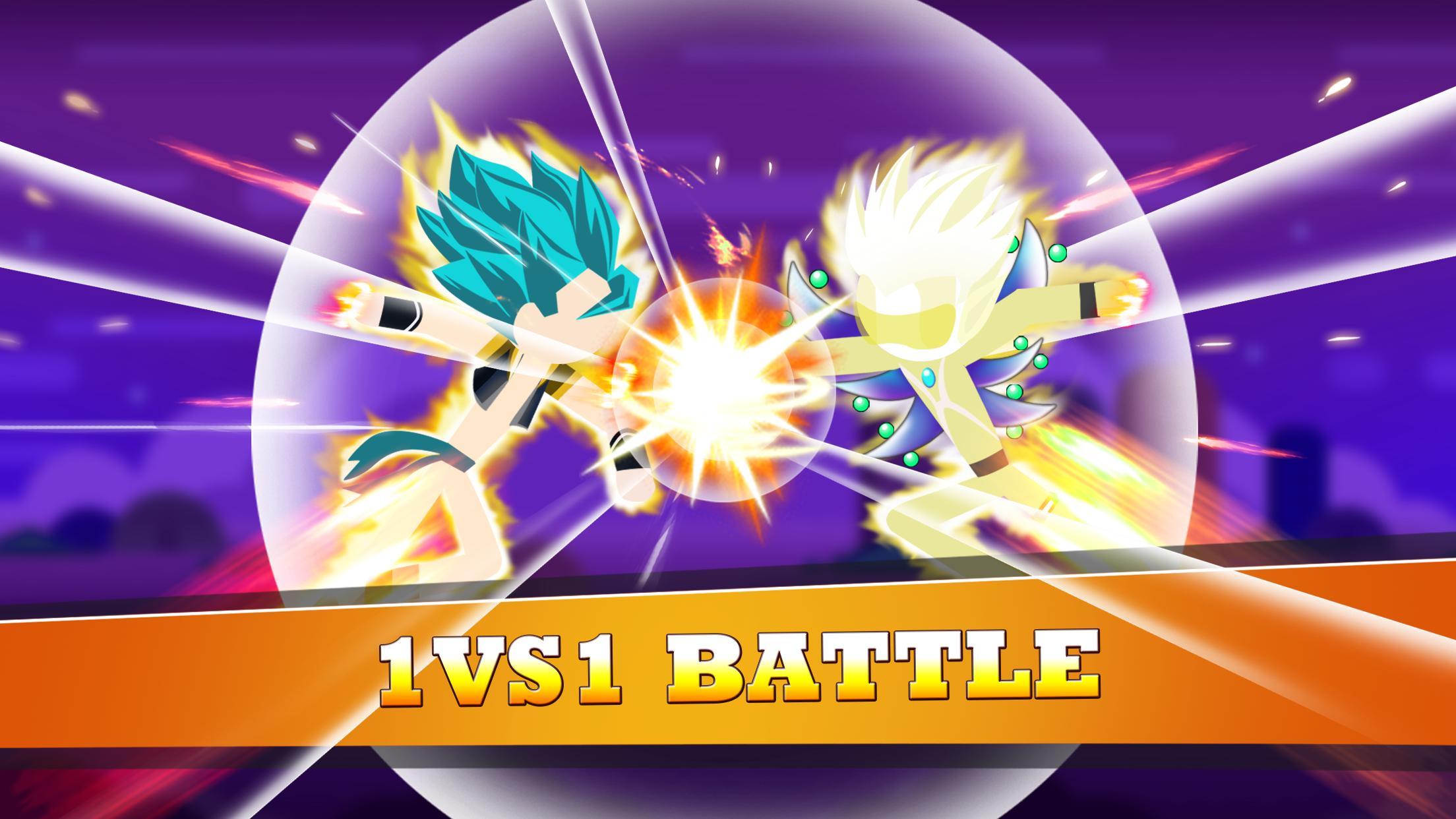 Stick Super Fight 1.4 Screenshot 1
