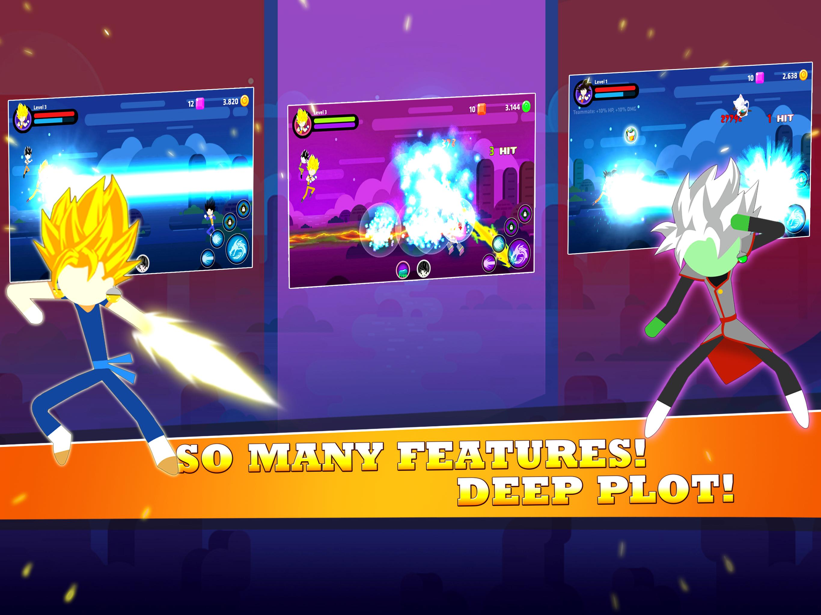 Stick Super Fight 1.4 Screenshot 12
