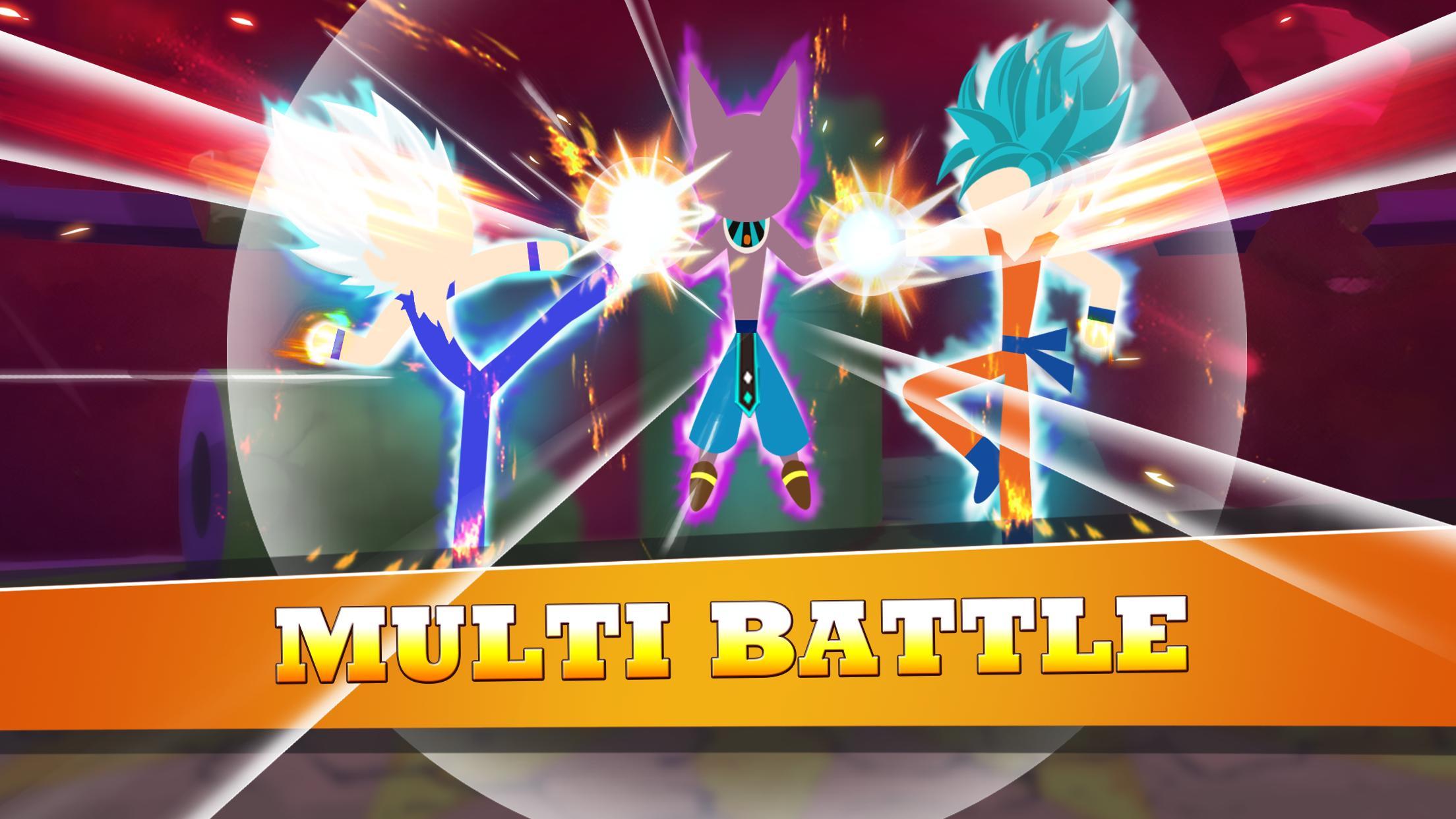Stick Super Fight 1.4 Screenshot 2