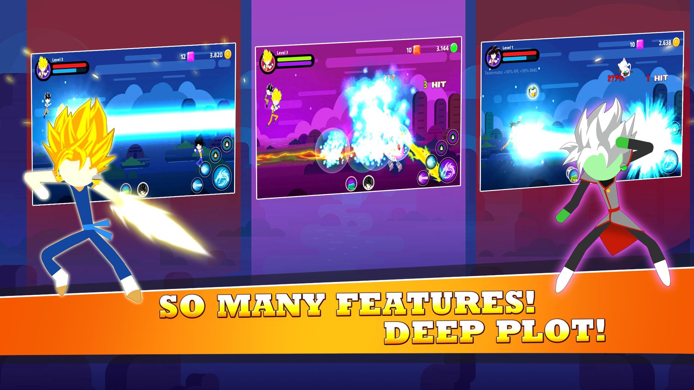 Stick Super Fight 1.4 Screenshot 4