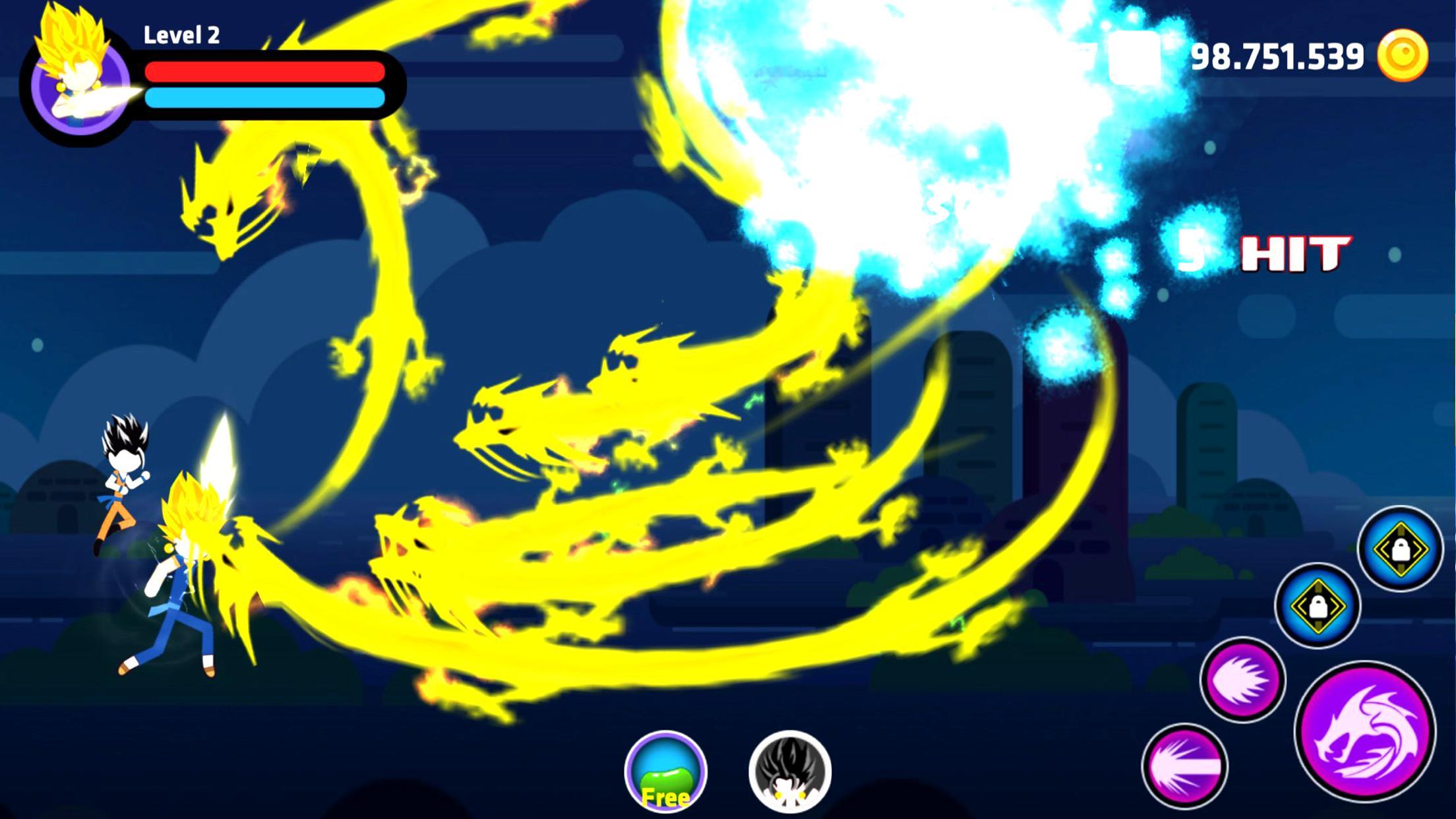Stick Super Fight 1.4 Screenshot 7