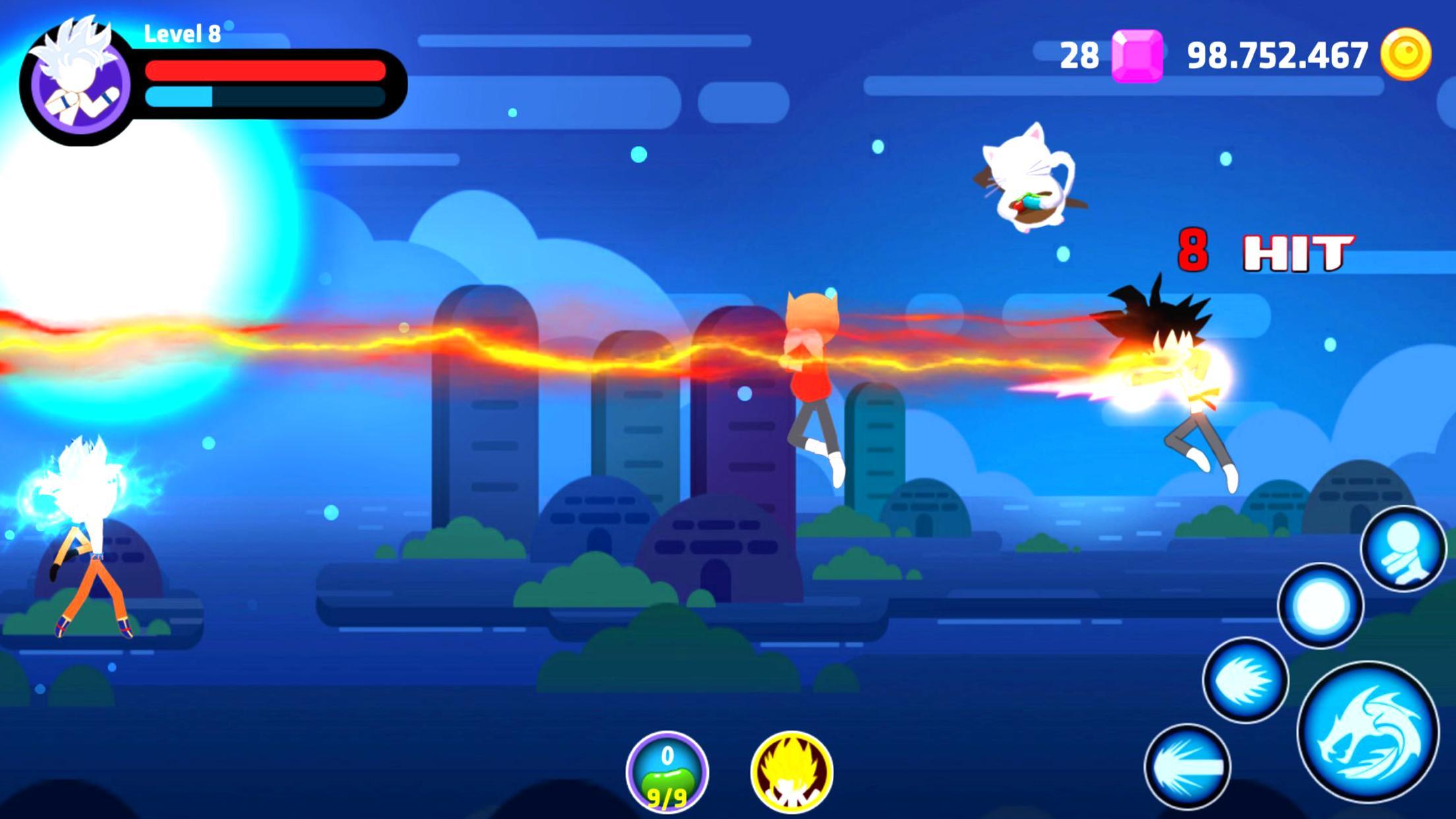 Stick Super Fight 1.4 Screenshot 8