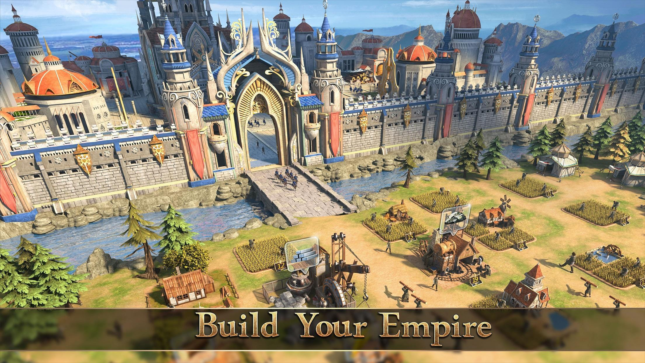 Rise of the Kings 1.6.6 Screenshot 1