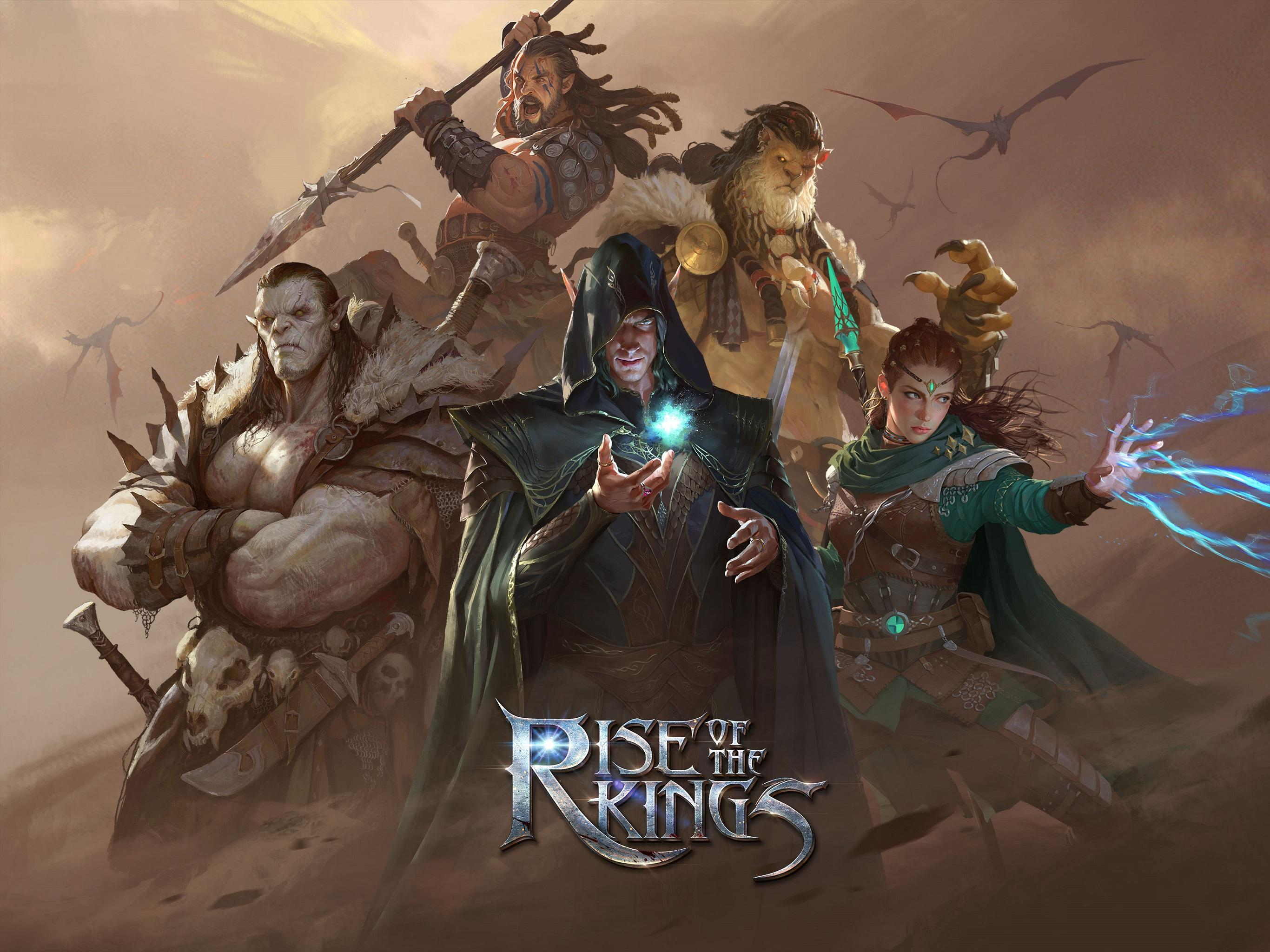 Rise of the Kings 1.6.6 Screenshot 15