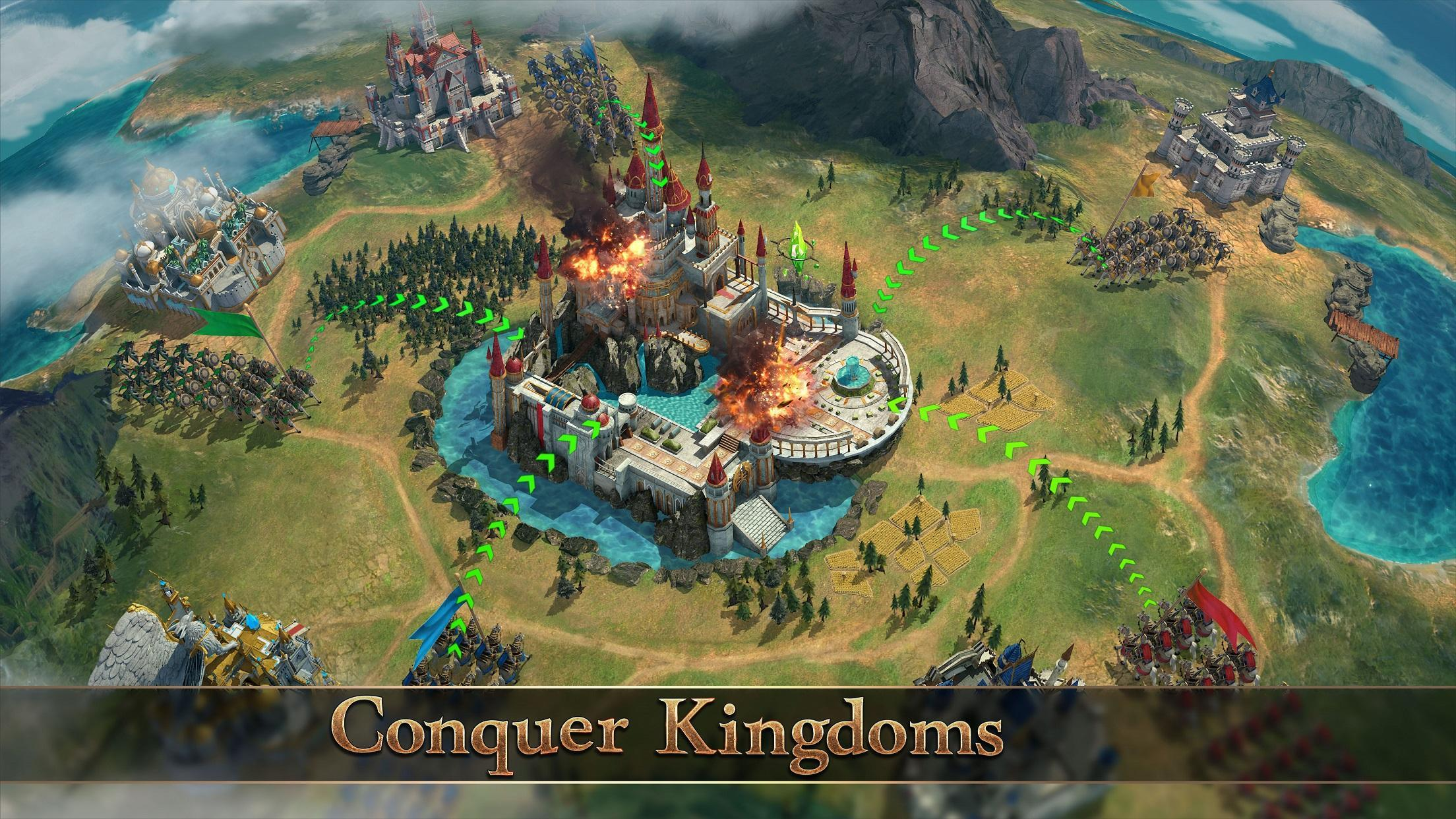 Rise of the Kings 1.6.6 Screenshot 4