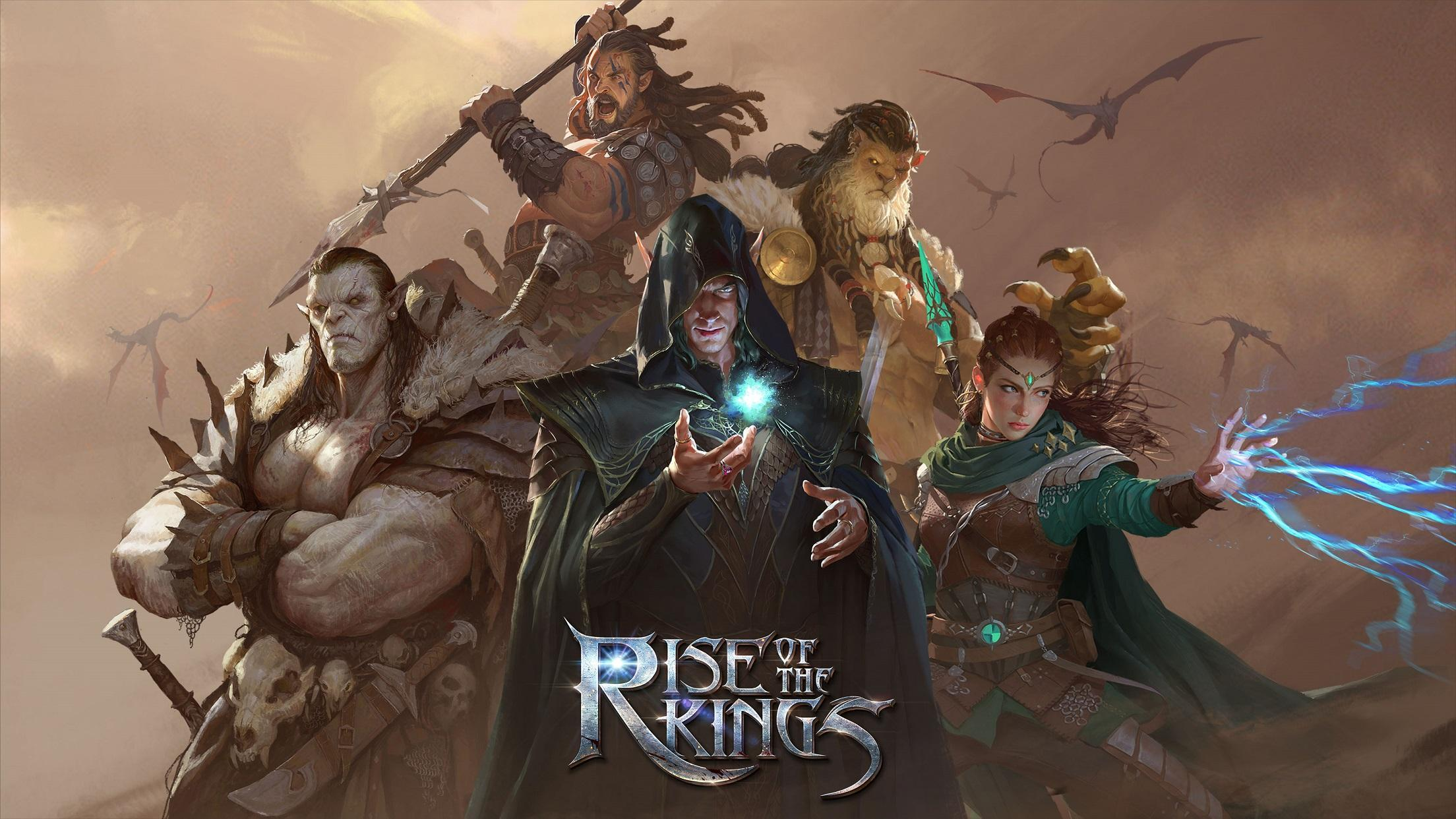 Rise of the Kings 1.6.6 Screenshot 5