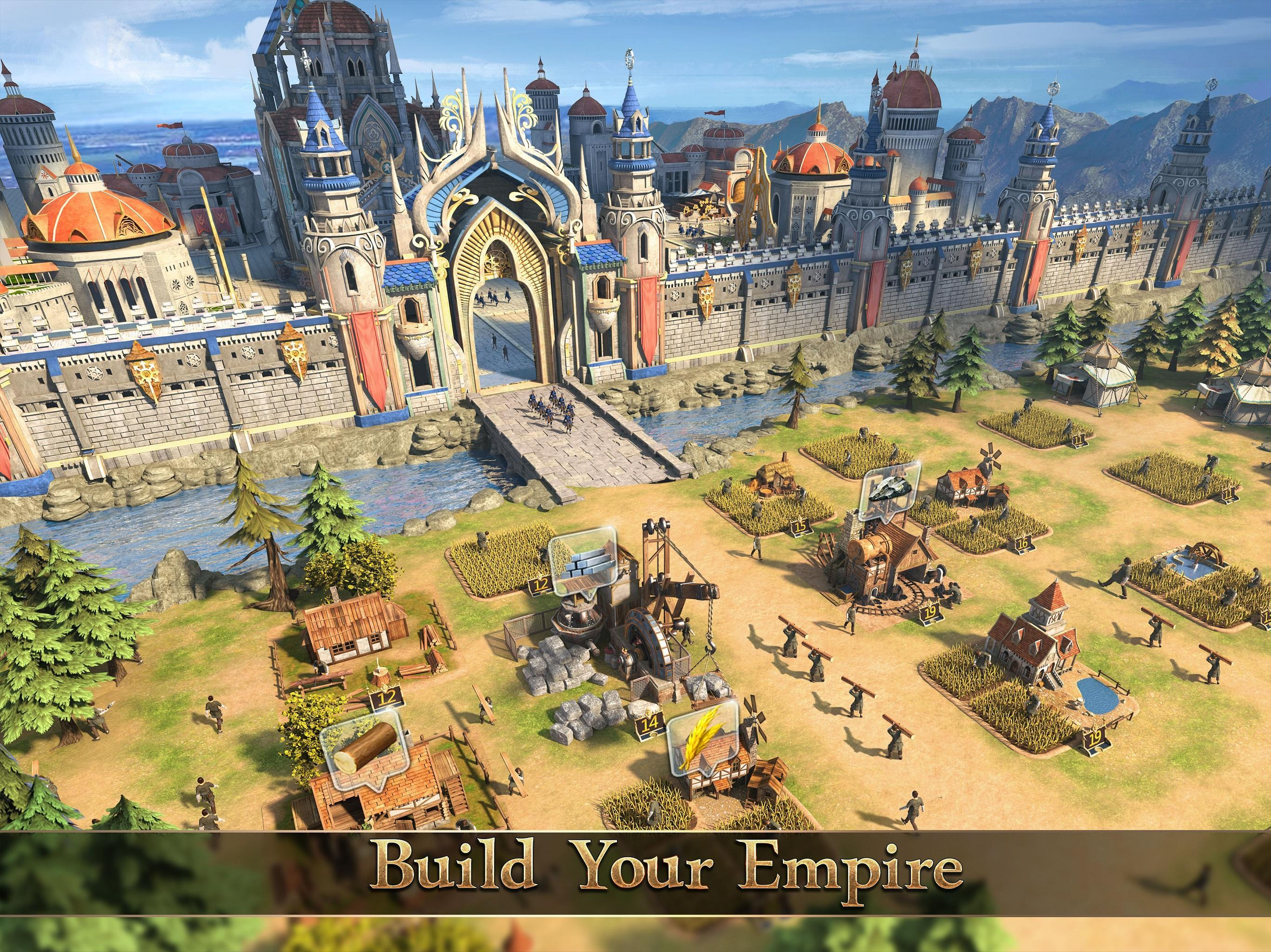 Rise of the Kings 1.6.6 Screenshot 6