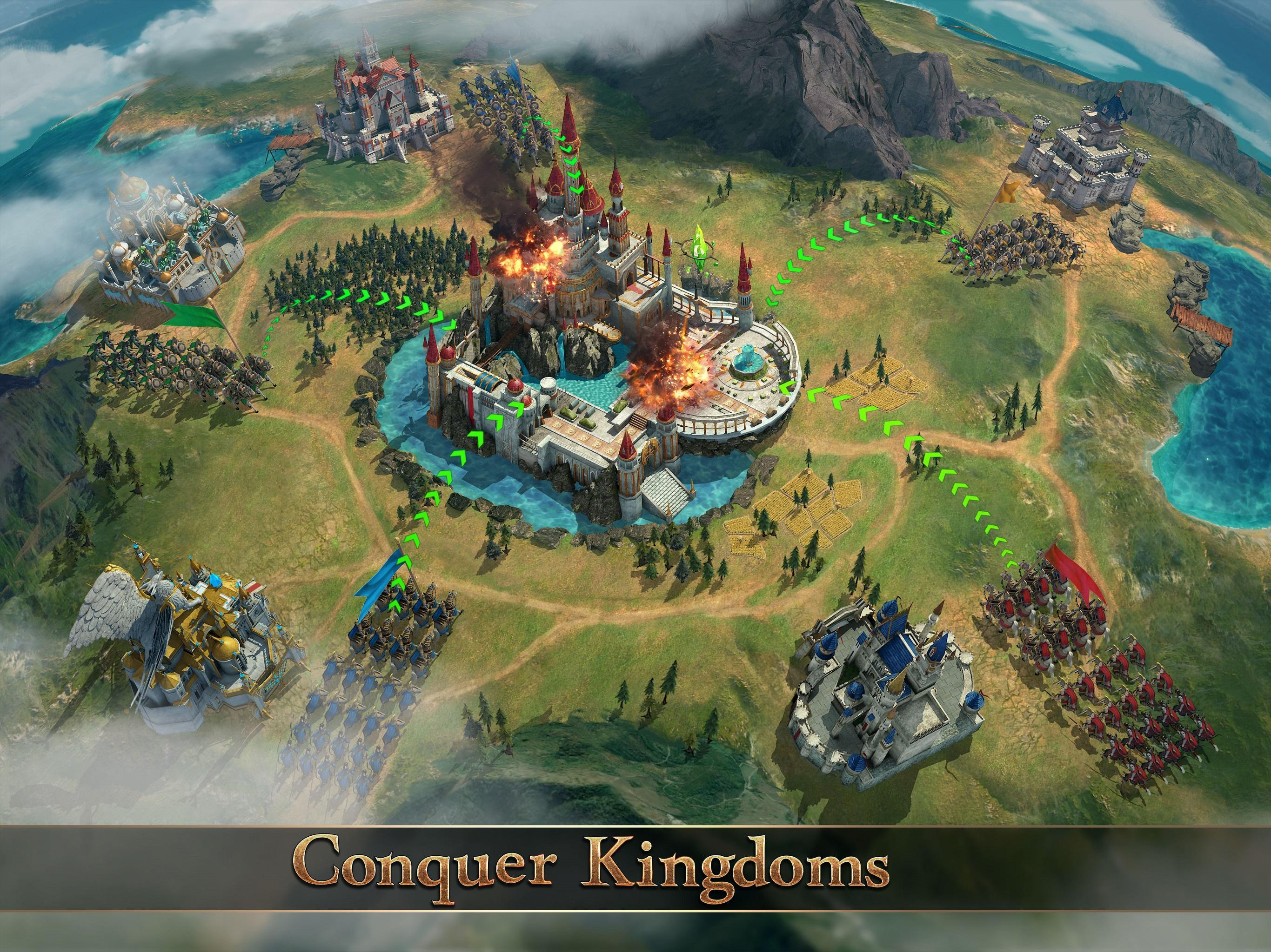 Rise of the Kings 1.6.6 Screenshot 9