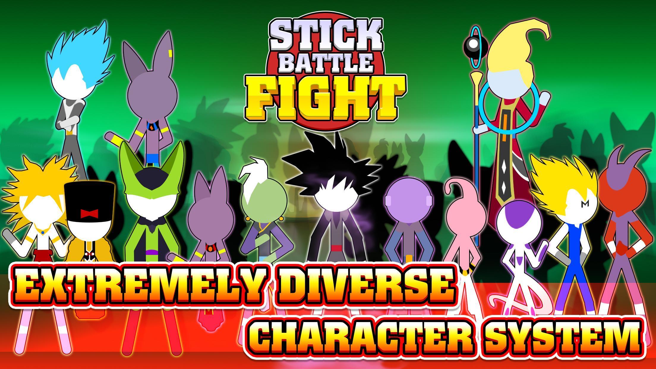 Stick Battle Fight 4.5 Screenshot 1
