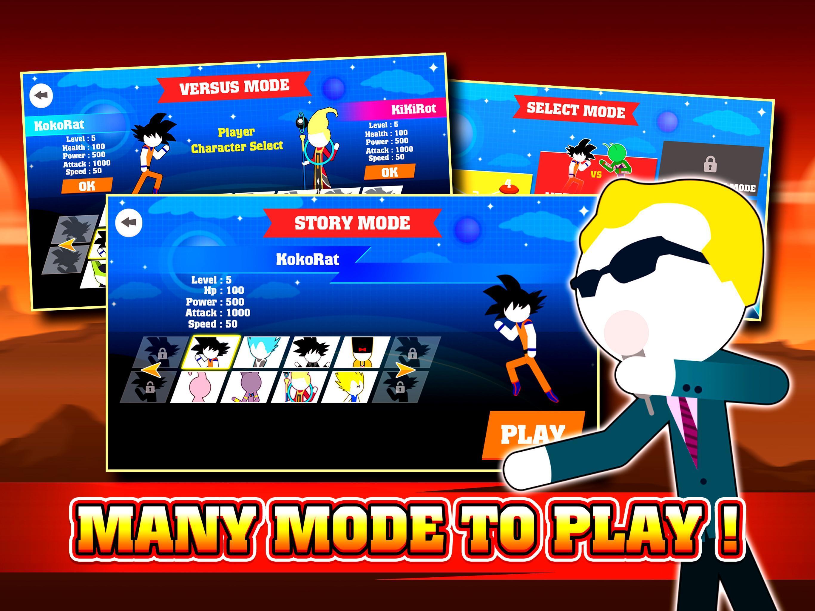 Stick Battle Fight 4.5 Screenshot 11