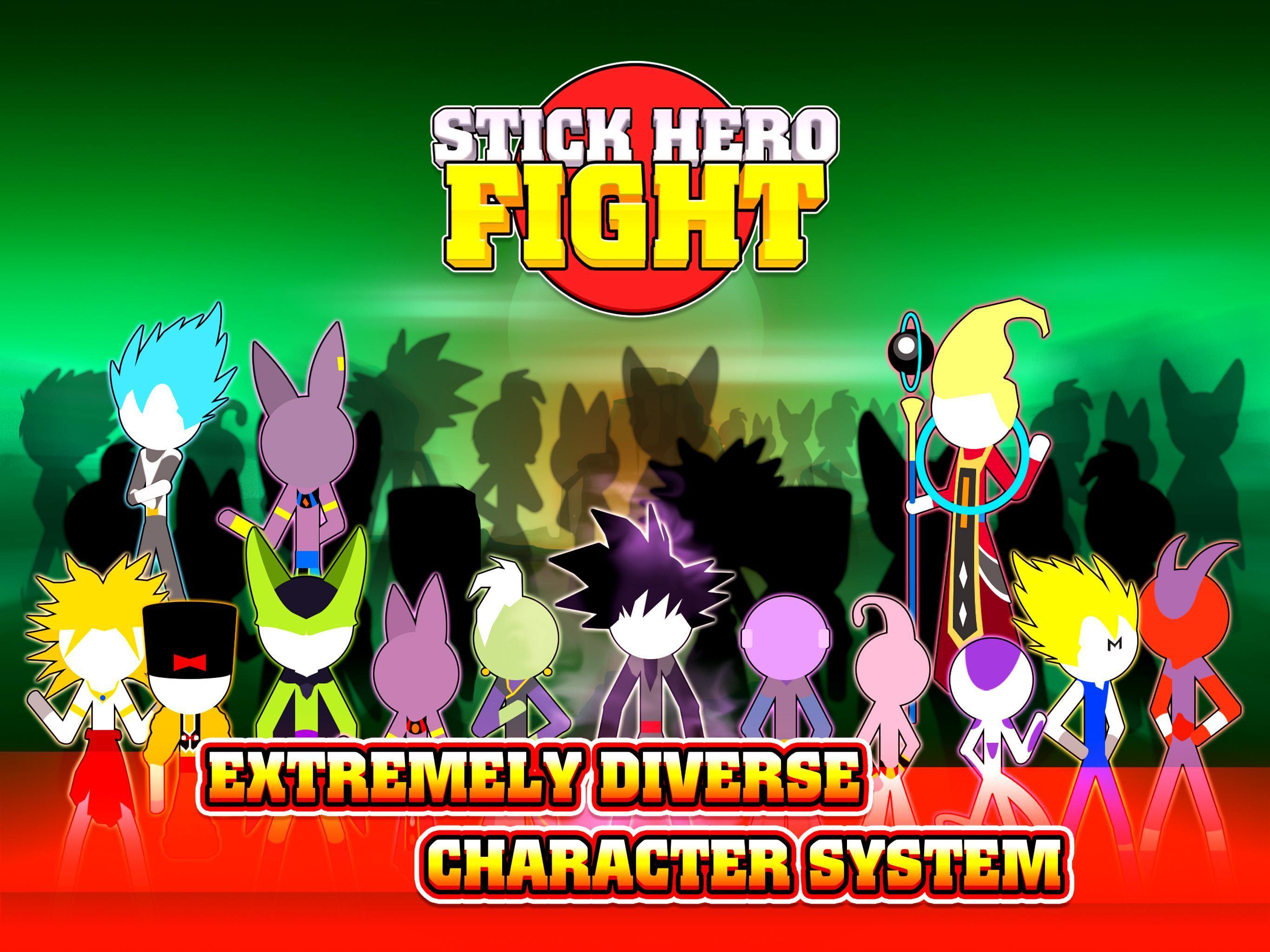 Stick Battle Fight 4.5 Screenshot 13