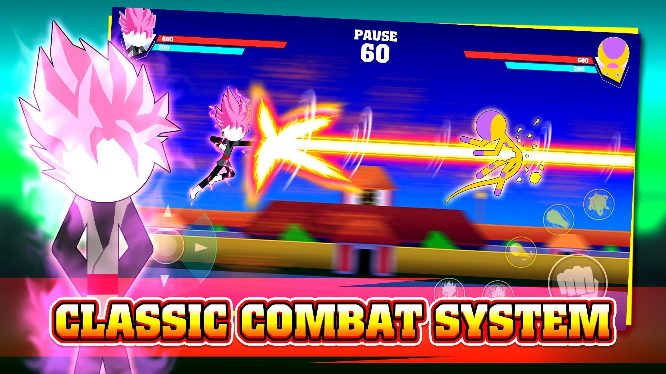 Stick Battle Fight 4.5 Screenshot 3
