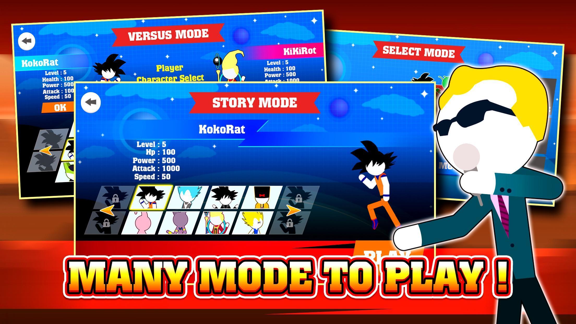 Stick Battle Fight 4.5 Screenshot 5