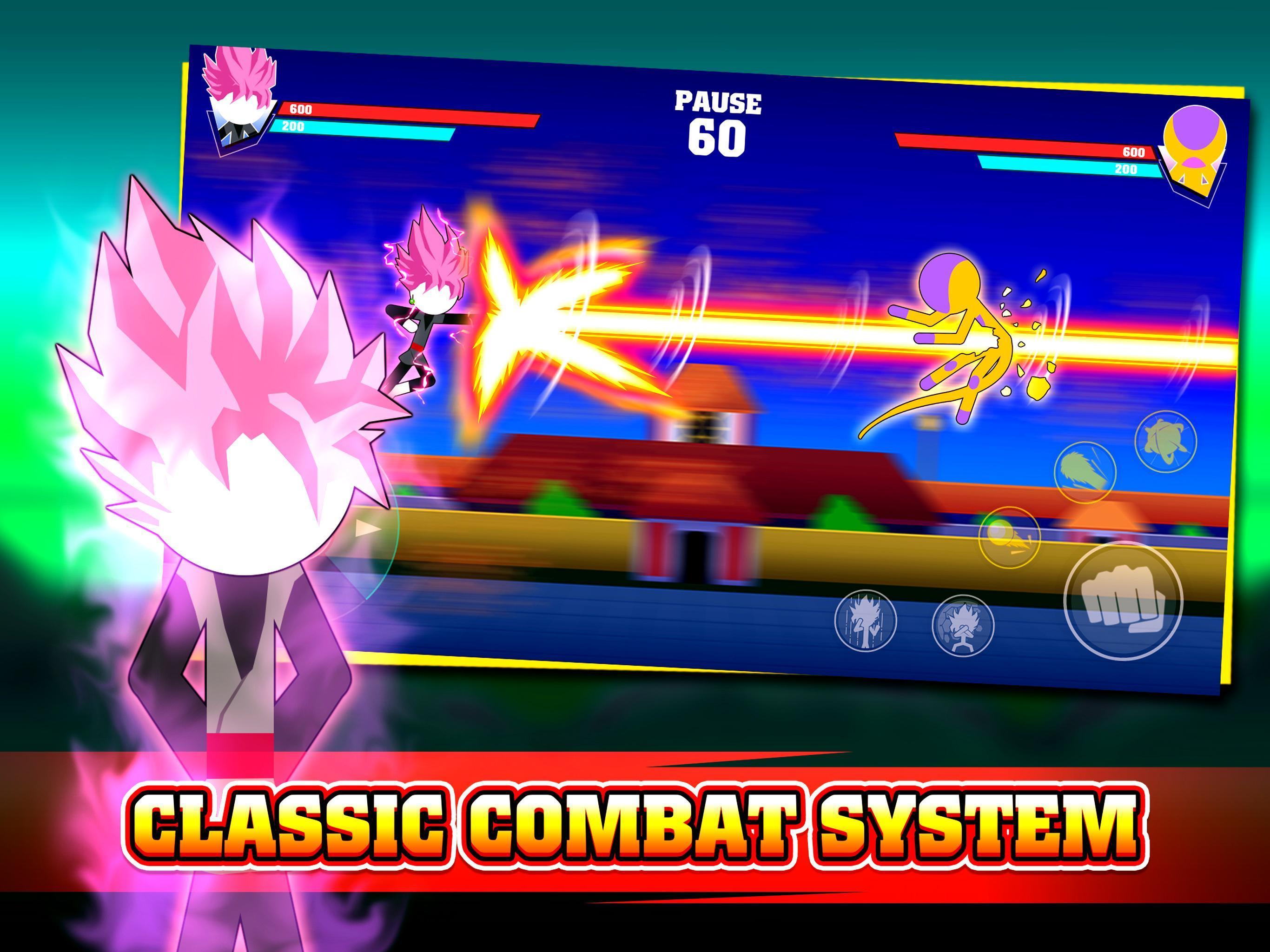 Stick Battle Fight 4.5 Screenshot 9