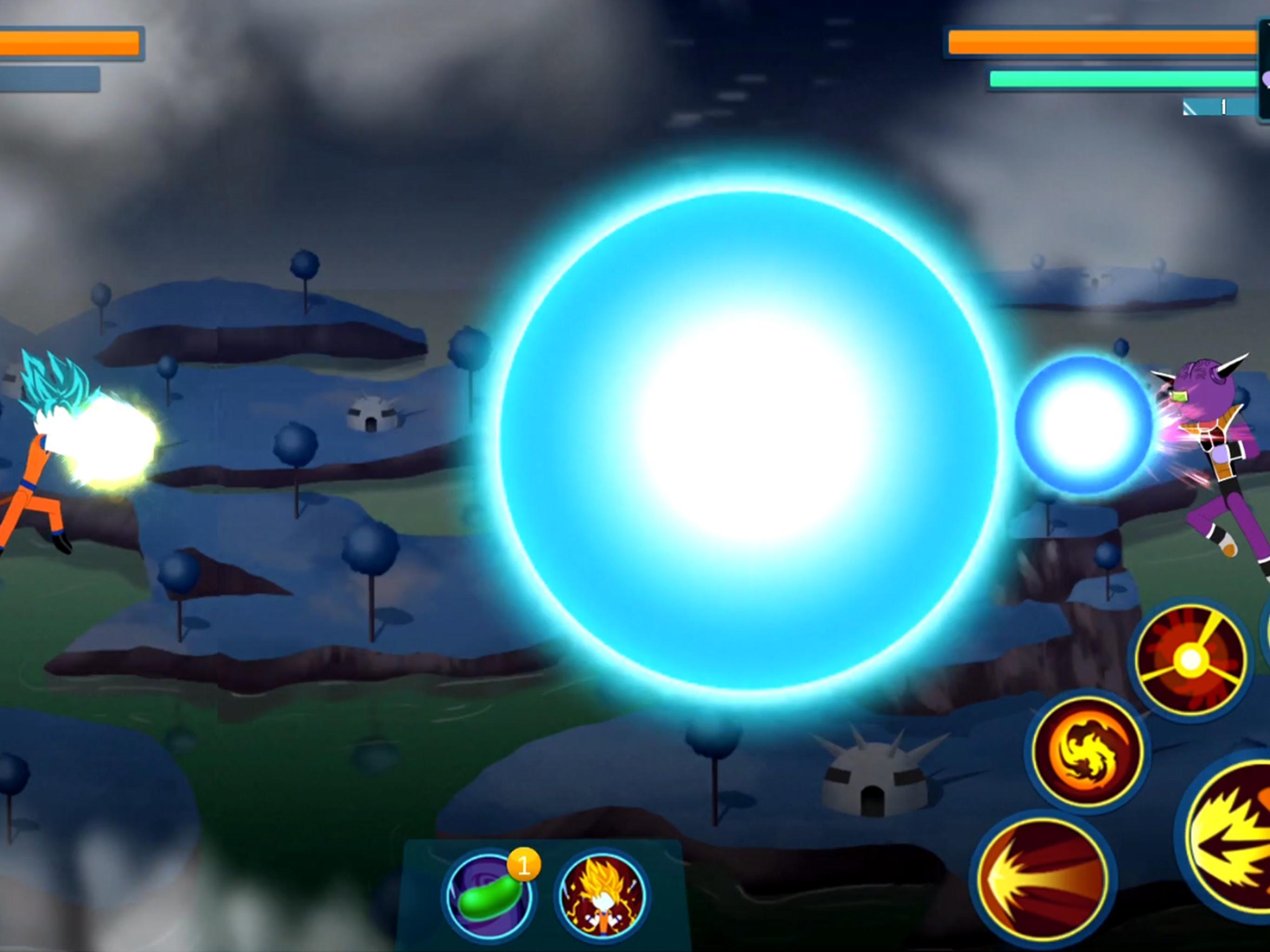 Stick Z Super Dragon Fight 2.5 Screenshot 14