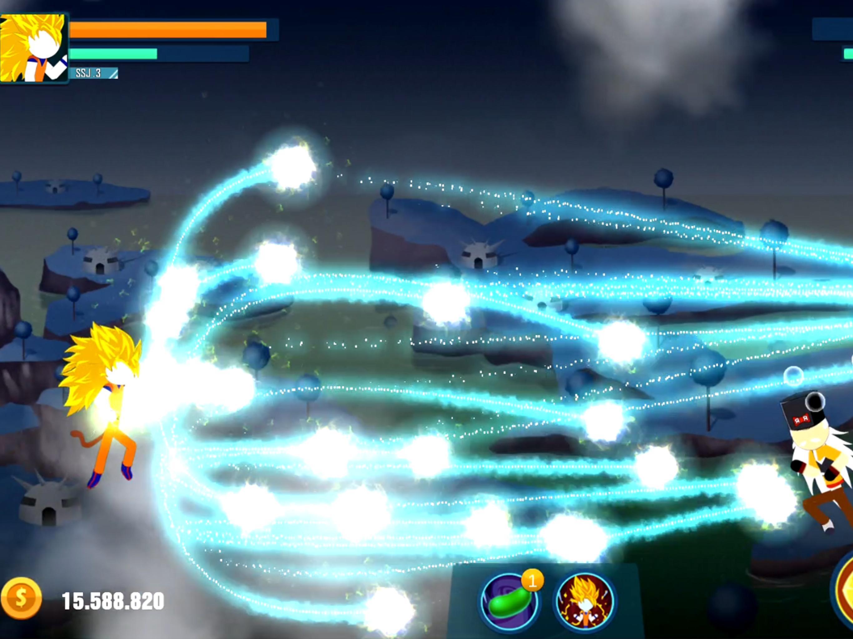 Stick Z Super Dragon Fight 2.5 Screenshot 16
