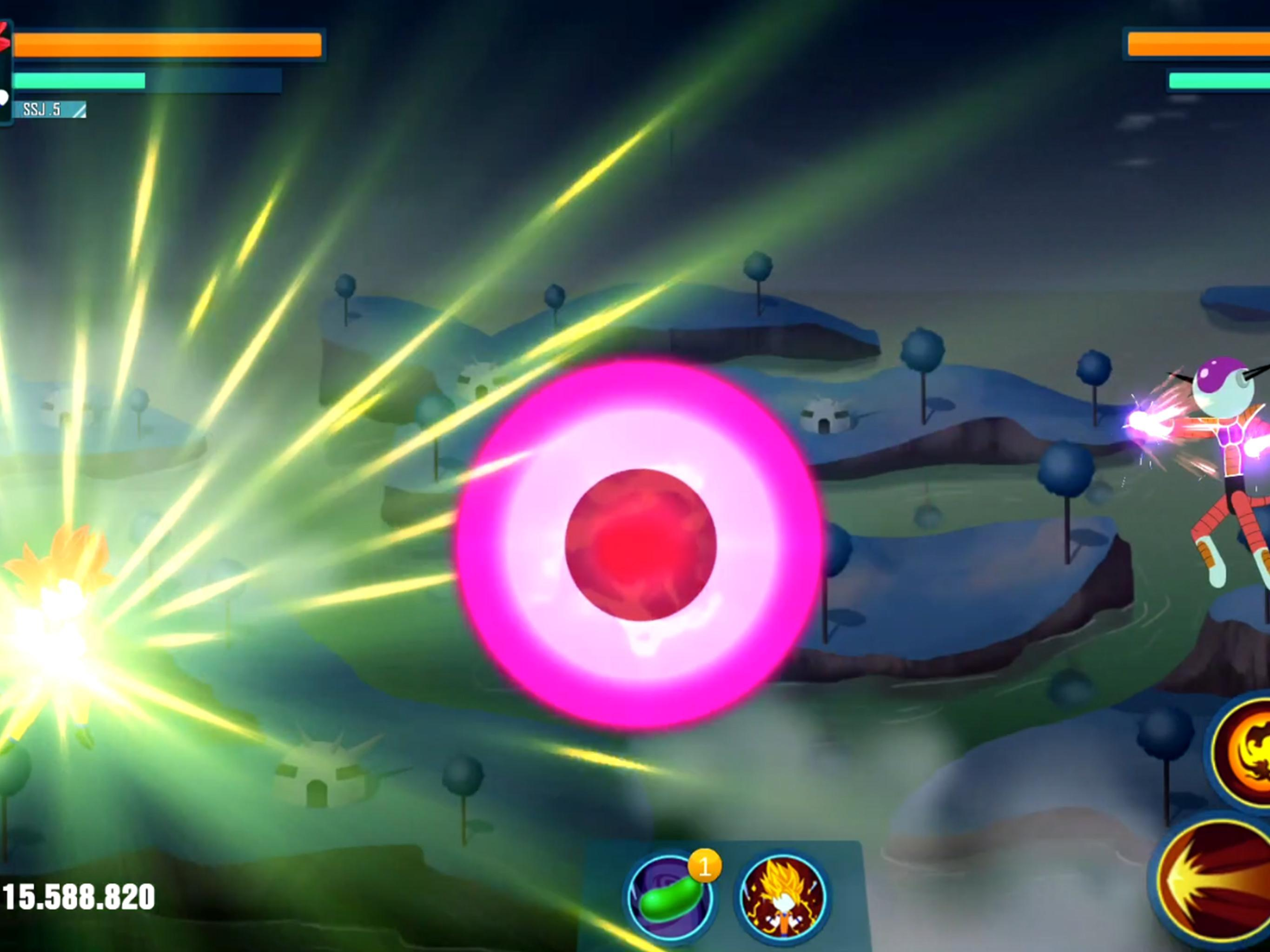 Stick Z Super Dragon Fight 2.5 Screenshot 23