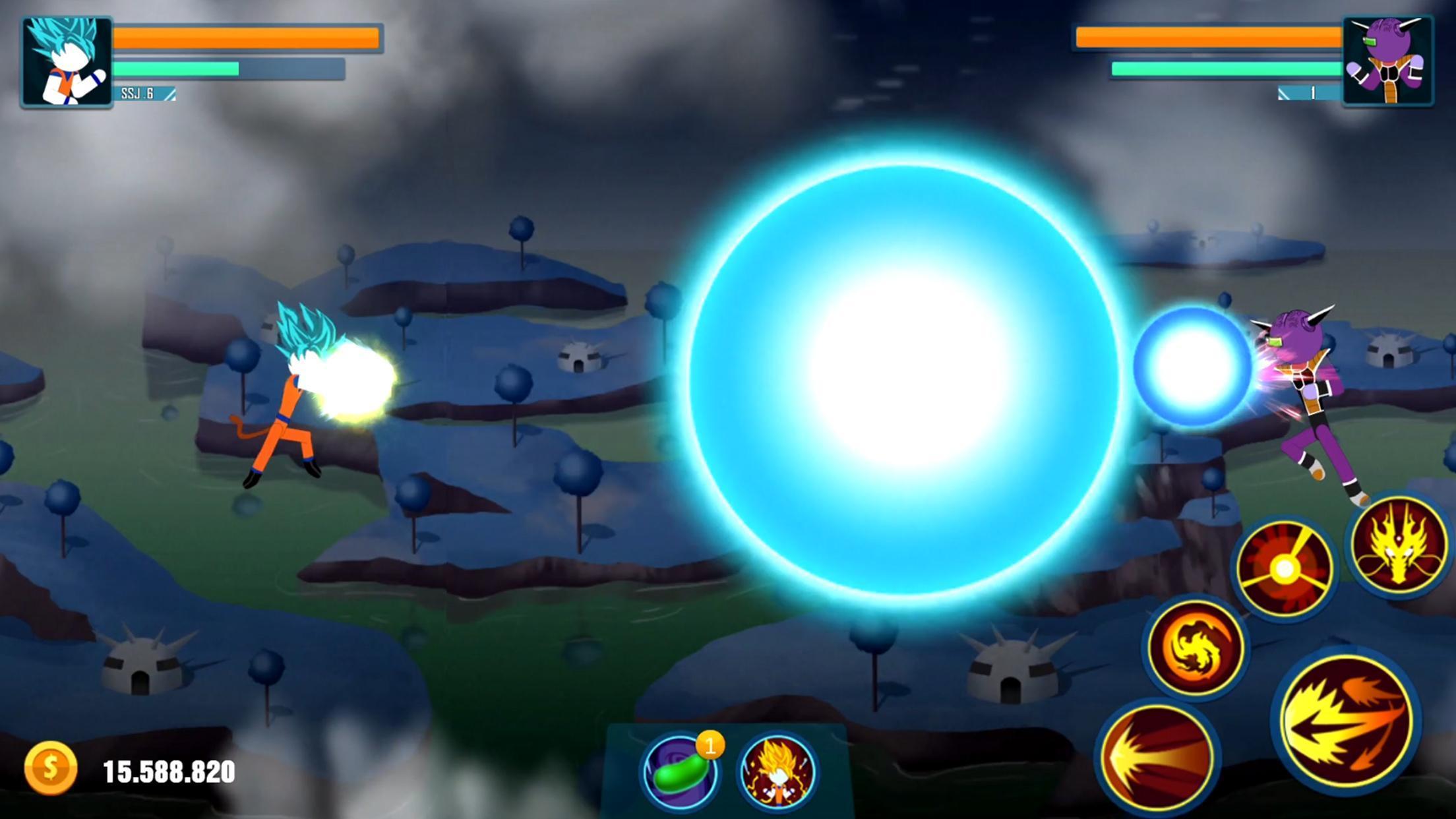 Stick Z Super Dragon Fight 2.5 Screenshot 6
