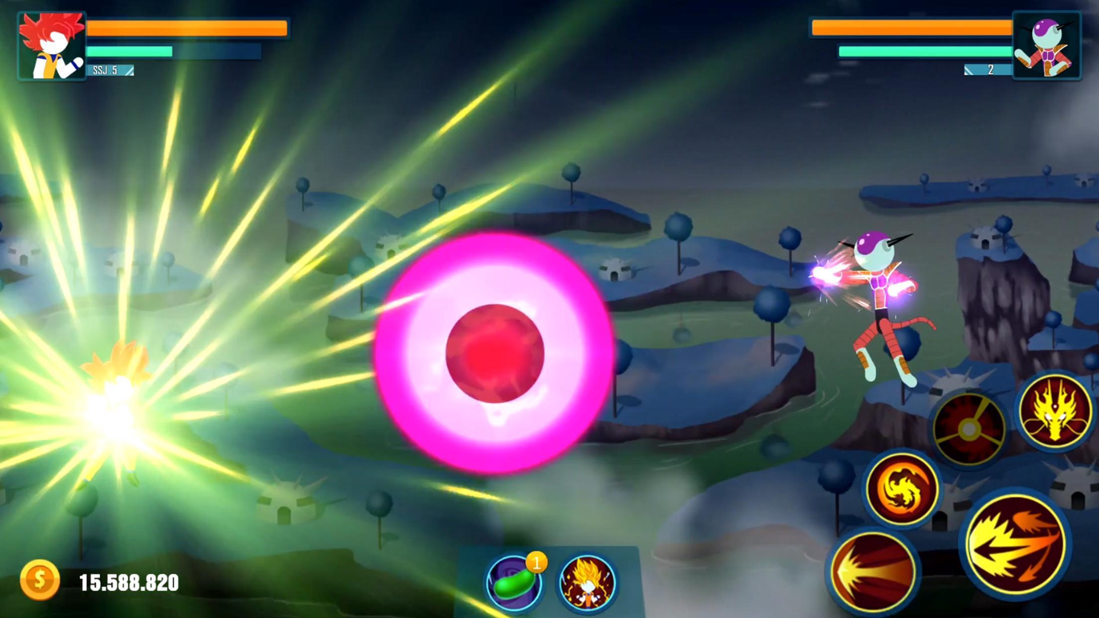 Stick Z Super Dragon Fight 2.5 Screenshot 7